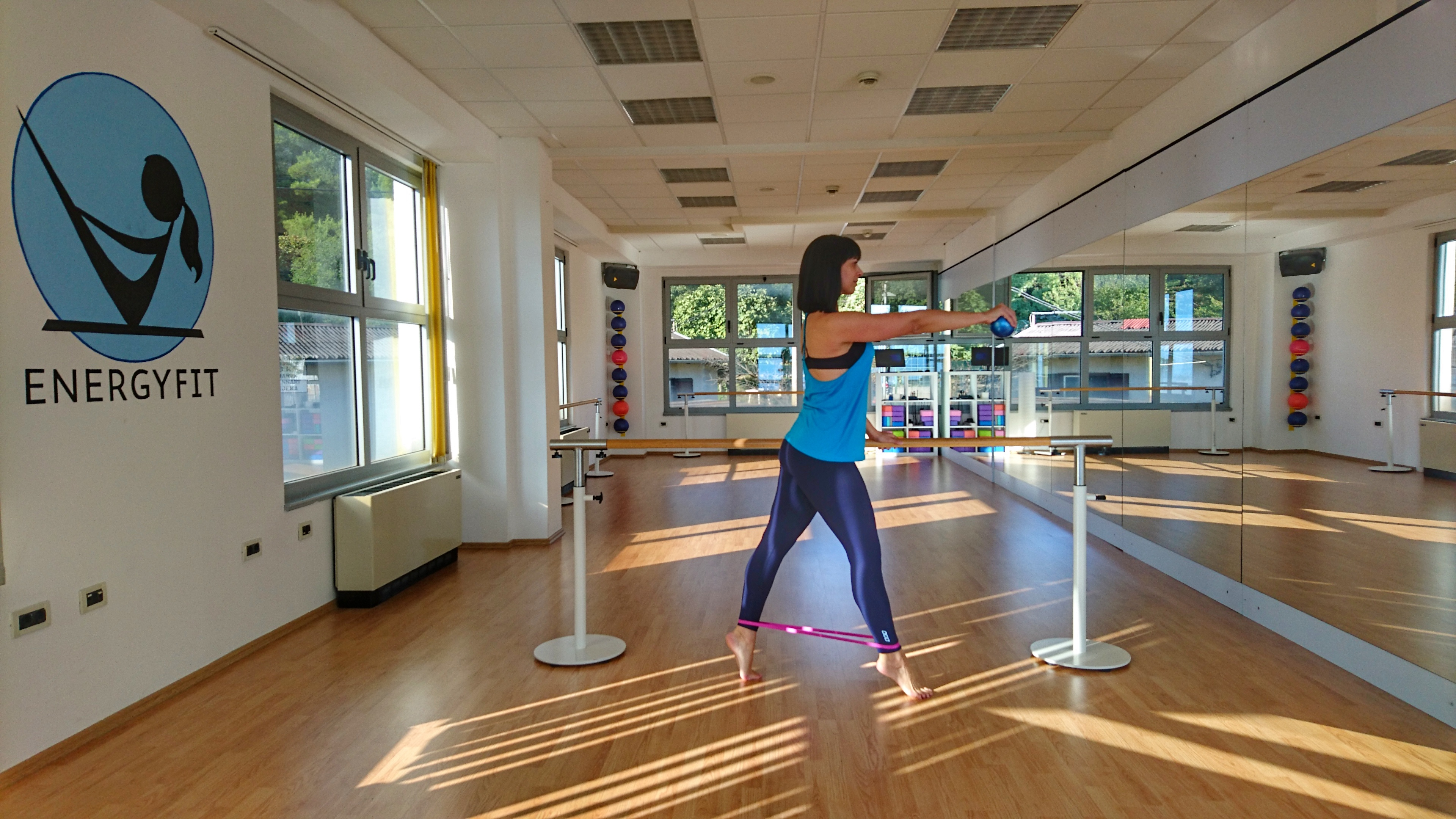 BARRE SHAPING